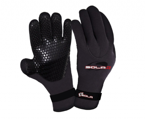 SOLA 3MM TITANIUM DOUBLE LINED GLOVE
